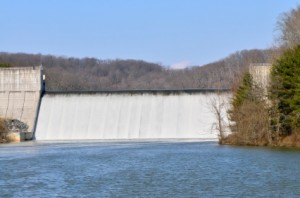Loch Raven Reservoir Dam